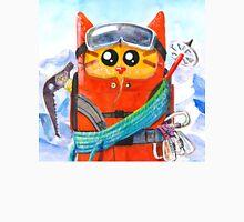 Red Cat Alpinist Unisex T-Shirt