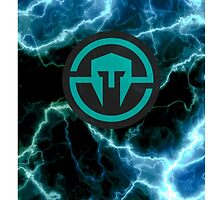 Immortals - IMT - League of Legends - Lightning Logo by Kabanaba