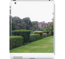 Muncaster Castle iPad Case/Skin