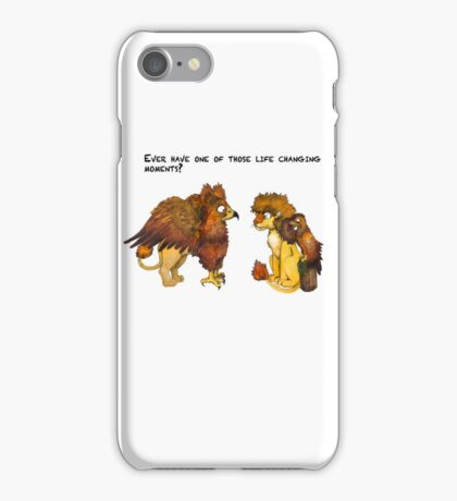 Life-changing Moments  iPhone Case/Skin