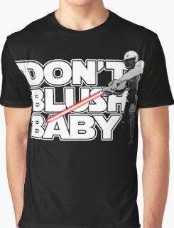 don't blush baby - chris gayle jedi Graphic T-Shirt