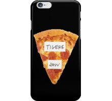 Tigers Jaw Pizza Logo iPhone Case/Skin