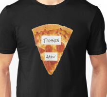 Tigers Jaw Pizza Logo Unisex T-Shirt