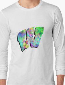 University of Wisconsin Trippy Long Sleeve T-Shirt