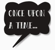 Once Upon a Time... Kids Tee