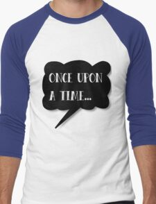 Once Upon a Time... Men's Baseball ¾ T-Shirt