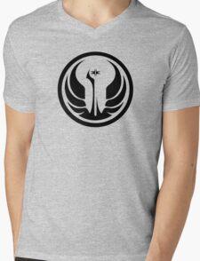 Old Republic Mens V-Neck T-Shirt
