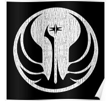 Old Republic (white, distressed) Poster