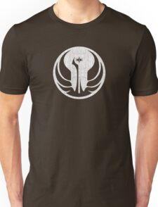 Old Republic (white, distressed) Unisex T-Shirt