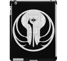 Old Republic (white, distressed) iPad Case/Skin