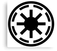 Galactic Republic Canvas Print