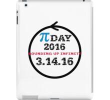 Celebrate Pi Day 2016 iPad Case/Skin