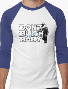 don't blush baby - chris gayle jedi Men's Baseball ¾ T-Shirt