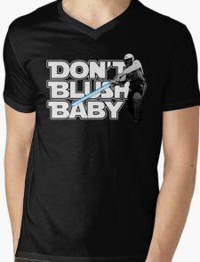 don't blush baby - chris gayle jedi Mens V-Neck T-Shirt