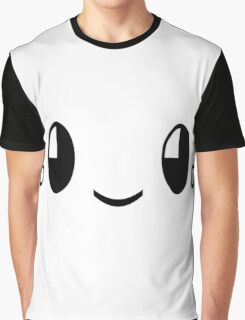 Happy cute face Graphic T-Shirt