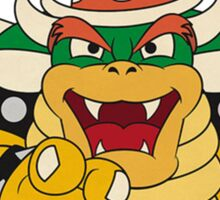 Recruiting for Koopa Troop Sticker