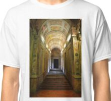 Entrance of Palazzo Ducale, Mantua, Italy Classic T-Shirt