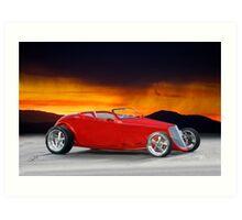 1933 Ford Roadster III Art Print