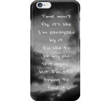 Taylor Swift All Too Well iPhone Case/Skin