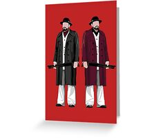 The Kitchen Brothers (FARGO) Greeting Card