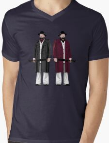 The Kitchen Brothers (FARGO) Mens V-Neck T-Shirt
