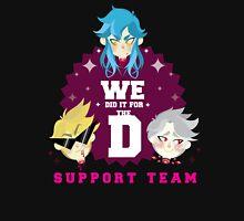 The D club Mens V-Neck T-Shirt