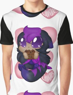 Cookie Love Graphic T-Shirt