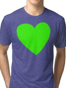 Dinosaur Heart Tri-blend T-Shirt