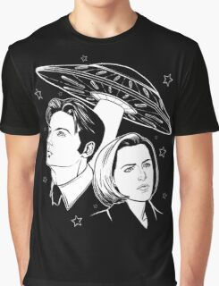 X-Files Graphic T-Shirt