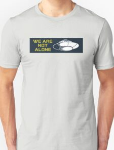 We Are Not Alone (FARGO) T-Shirt