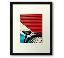 BikeLife Japan Framed Print