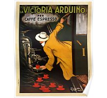 Vintage poster - Vitctoria Arduino Poster