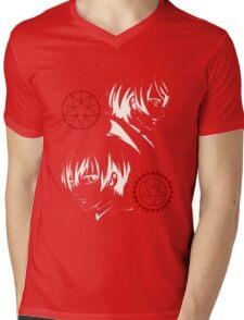 KUROSHITSUJI - Ciel and Alois Mens V-Neck T-Shirt