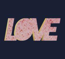 Love in Roses Kids Tee
