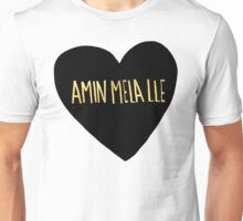 "Amin Mela Lle: ""I Love You"" in Elvish Unisex T-Shirt"