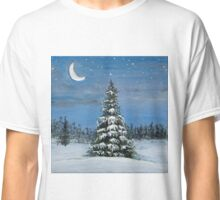 Silver Snow Classic T-Shirt