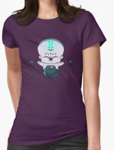 Time Baby Womens Fitted T-Shirt