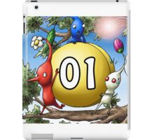 Pikmin 2 iPad Case/Skin