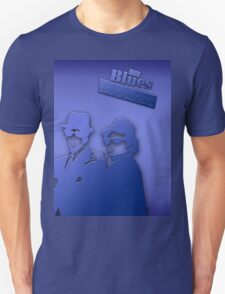 The Blues Brothers Classic Blue Unisex T-Shirt