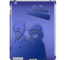 The Blues Brothers Classic Blue iPad Case/Skin