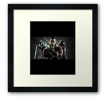 dishonred 2 Framed Print