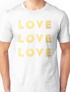 Love & Roses Unisex T-Shirt