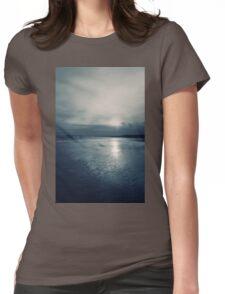 Blue Beach Womens Fitted T-Shirt
