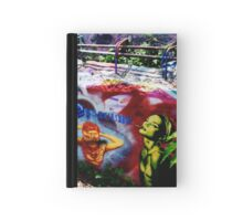 Street Art Hardcover Journal
