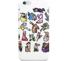 Super Smash Bros Iphone Case iPhone Case/Skin