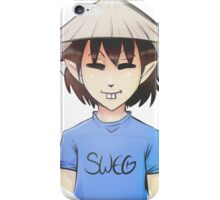 Ching Chong from The Chronicles of CC&M iPhone Case/Skin