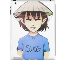 Ching Chong from The Chronicles of CC&M iPad Case/Skin
