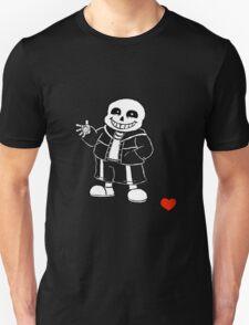 Undertale Sans Funny Unisex T-Shirt