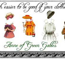 Anne of Green Gables Sticker