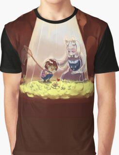 Cute Undertale Design Graphic T-Shirt